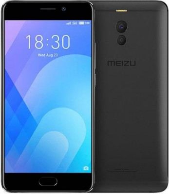 Смартфон Meizu M6 Note 64Gb + 4Gb Black/Черный