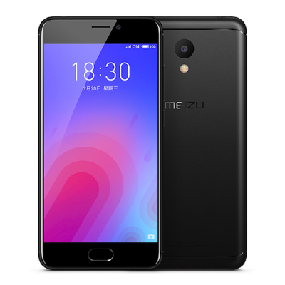 Смартфон Meizu M6 16Gb Black/Черный