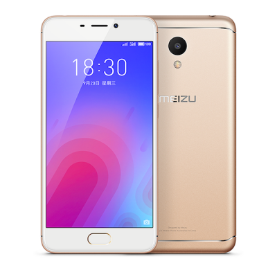 Смартфон Meizu M6 32Gb Gold/Золото