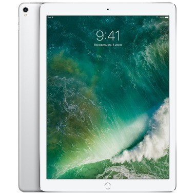 Apple iPad Pro 12.9 512Gb Wi-Fi + Cellular Silver (Белый)