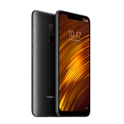 Смартфон Xiaomi Pocophone F1 6/128Gb Black/Черный EU (Global Version)