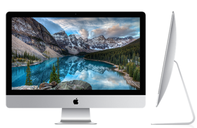 "Apple iMac 5K 27"" MK462 (3.2 Ghz, 8Gb, 1Tb)"