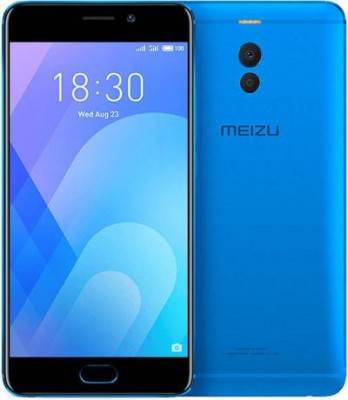 Смартфон Meizu M6 Note 32Gb + 4Gb Blue/Синий