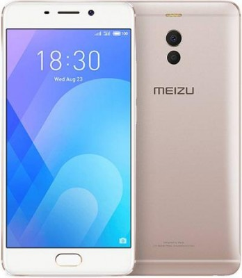 Смартфон Meizu M6 Note 64Gb + 4Gb Gold/Золото