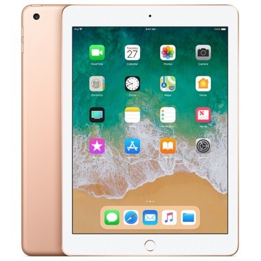 Apple iPad 2018 128GB Wi-Fi Gold (Золото)