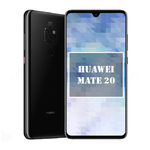 Купить Huawei Mate 20 6/128Gb Black/Черный - Global EU в Москве